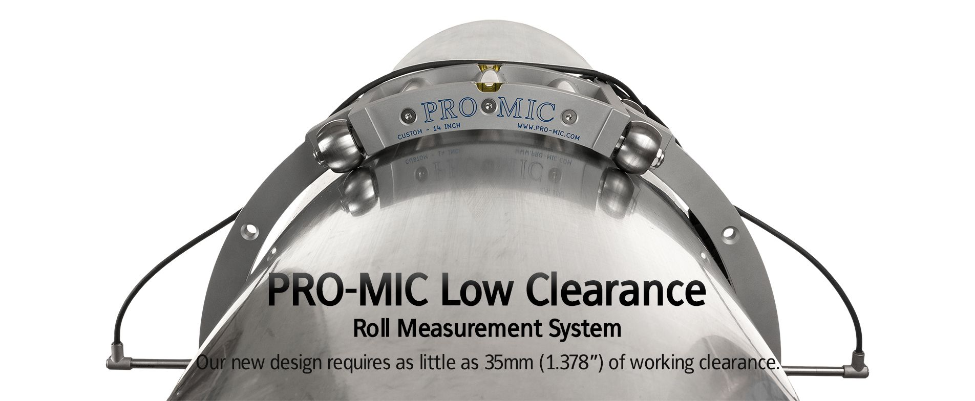 PRO-MIC Low Clearance