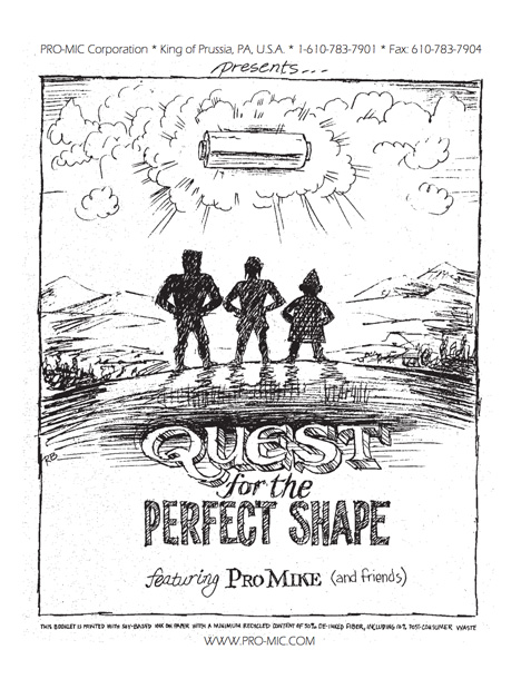 Quest for the Perfect Shape PDF literature thumbnail